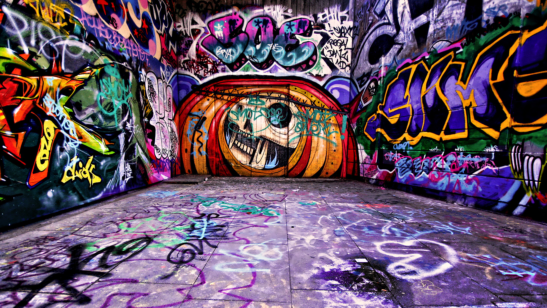 Very Best Cool Graffiti Art 1920 x 1080 · 1364 kB · jpeg